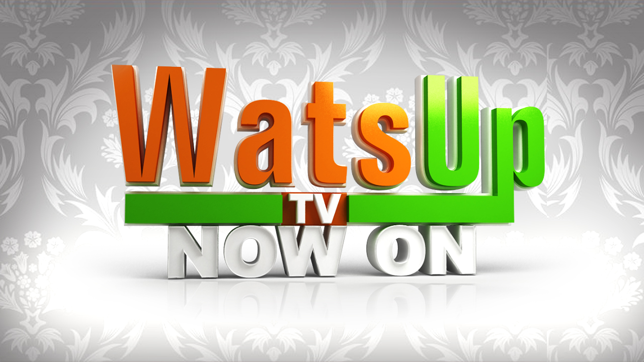 WatsUpTV now on TV