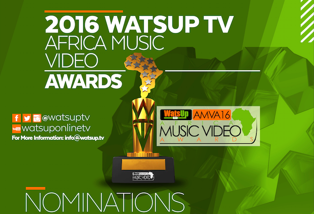 WATSUPTV AFRICA MUSIC VIDEO AWARDS