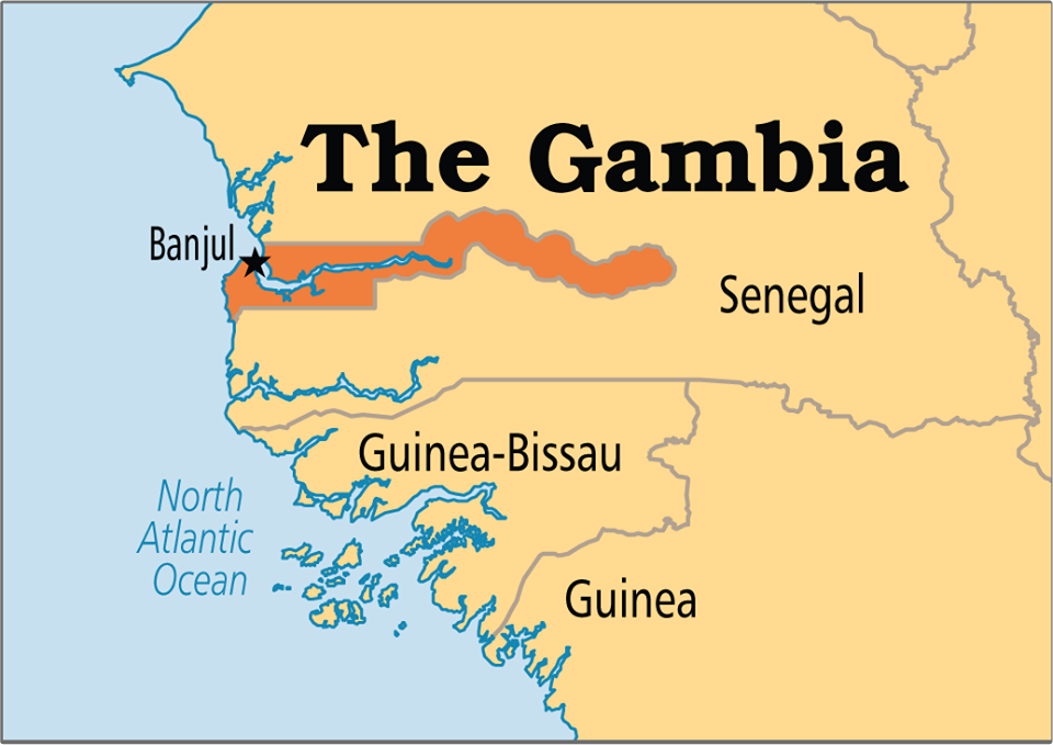 Gambia announces withdrawal from International Criminal Court