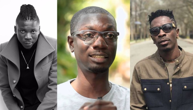 Stonebwoy,Shatta Wale, And Ameyaw Debrah listed among top most 50 influential young Ghanaians.