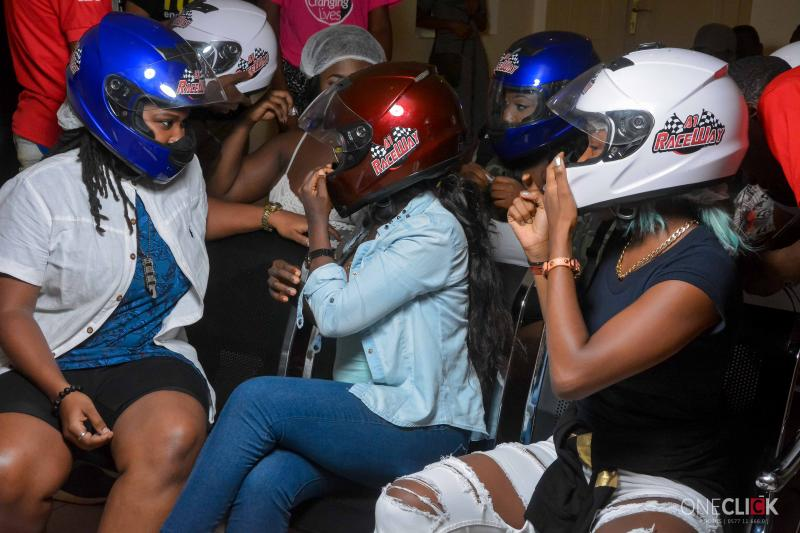 Photos: Celebrities turn out for WatsUp TV Celebrity Car Race