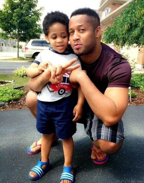 Mike Ezuruonye speaks on rumours that his wife gave birth to an albino