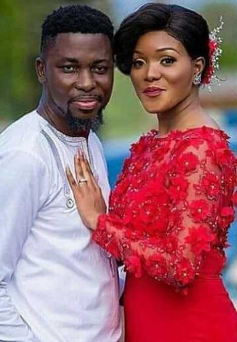 Photo: Kwame A Plus' Wife Gives Birth