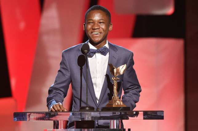 Abraham Attah Youngster to be honored at the 6th Annual 3G Awards in New York