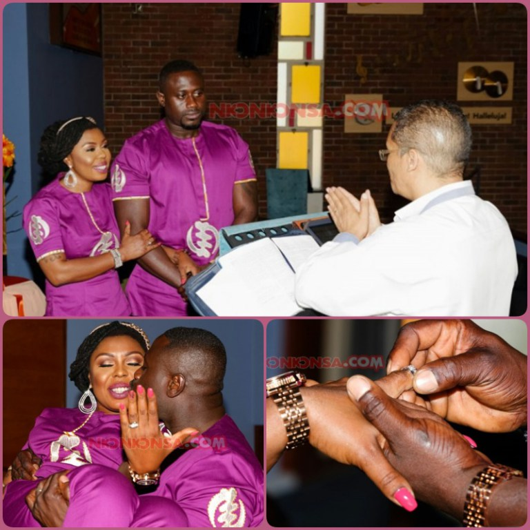 PHOTOS from Afia Schwarzenegger's wedding in South Africa