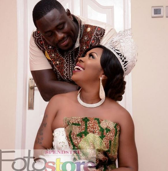 I fed and clothed my jobless husband for 8 months - Afia Schwarzenegger