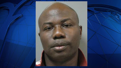 Photo: US-based Nigerian man arrested for sexually assaulting a transgender