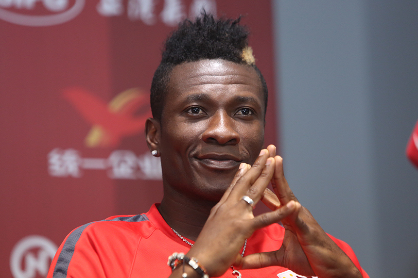 The 10 high points of Asamoah Gyan's career