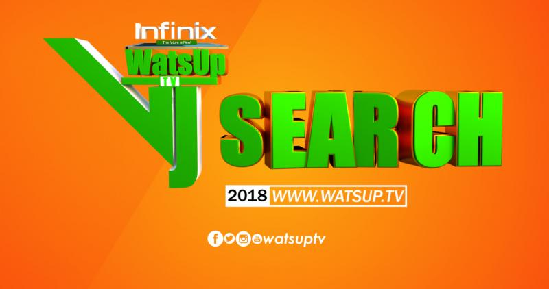 Auditions: 3rd Edition of Infinix WatsUp TV VJ Search 2018