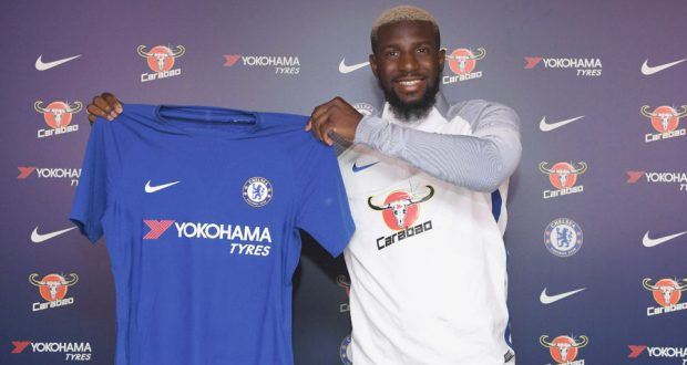Pictures:Chelsea complete Bakayoko transfer