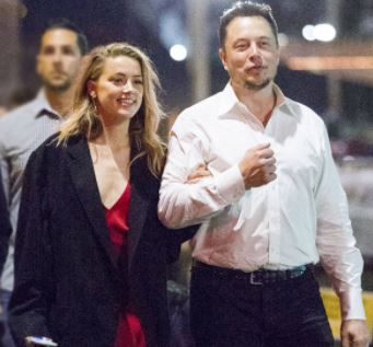Like Chris Brown, billionaire Elon Musk also comments on his ex, Amber Heard's Instagram post