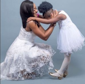 Beautiful photos of Basketmouth's daughter as she celebrates her 6th birthday
