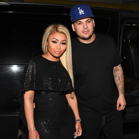 Blac Chyna seeks out of court settlement with Rob Kardashian