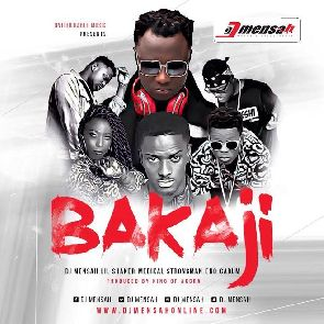 Medikal, Strongman, others team up for 'Bakaji' song