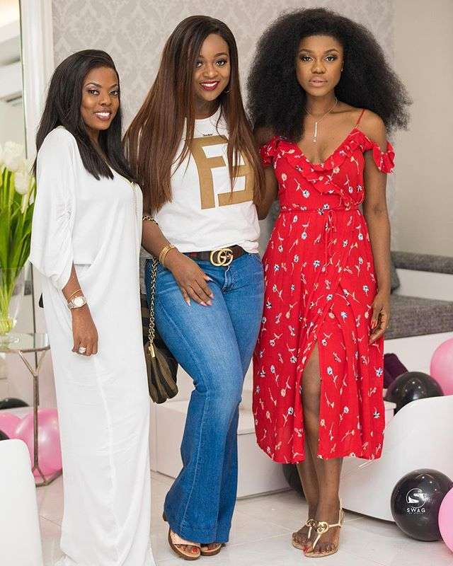 Photos Becca opens new body and health spa in Accra
