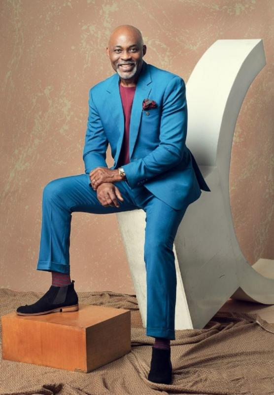 Richard Mofe Damijo recalls his life experiences as he celebrates his 56th birthday