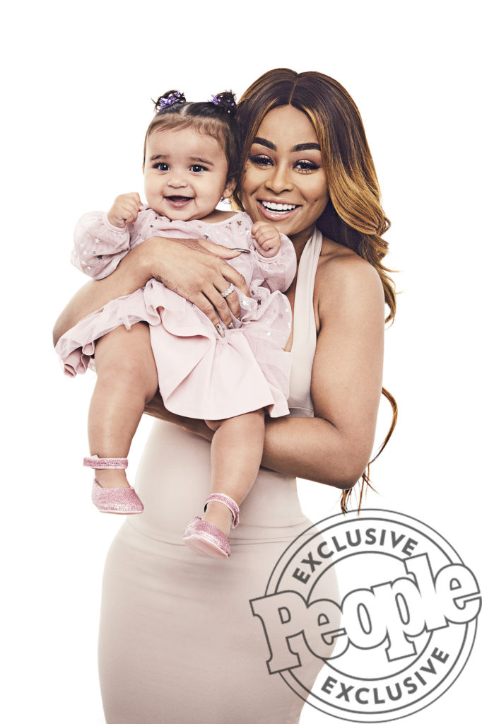 Blac Chyna Shares Adorable Video Of Dream Kardashian's Amazing Hairdo — Watch