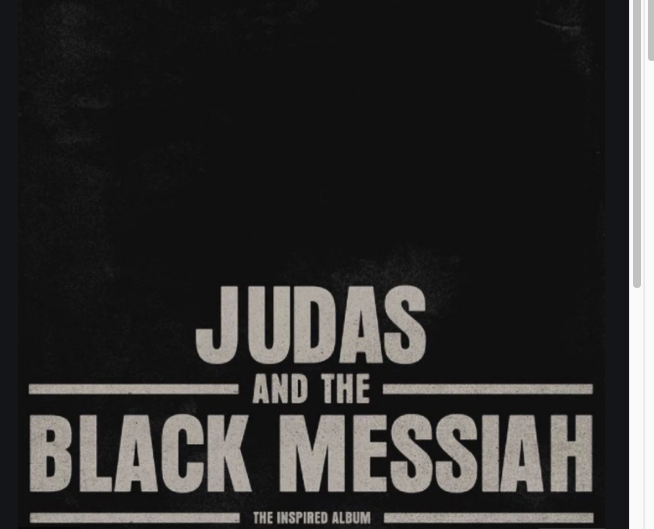 Projects From Your Favourite Musicians To Listen To This Weekend Including, Judas And The Black Messiah