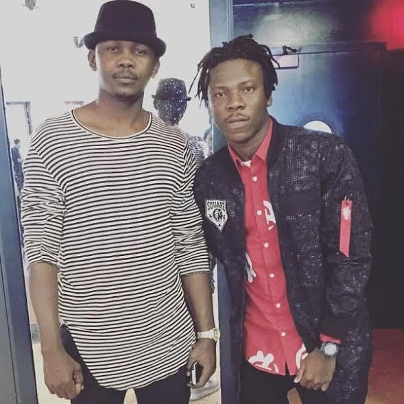 Blakk Cedi becomes new manager of Dancehall act Stonebwoy