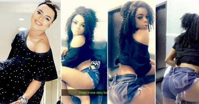 """I Be Ashewo"" — Bobrisky Finally Declares That He's The Queen Of All Sluts"