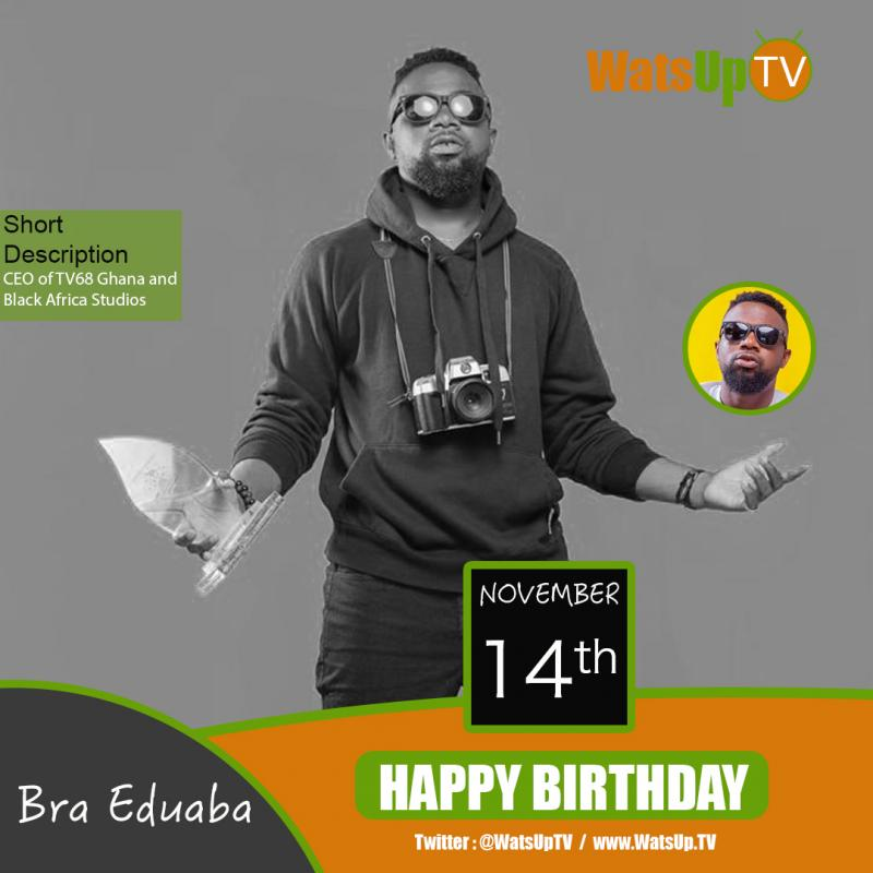 Happy birthday bra eduaba