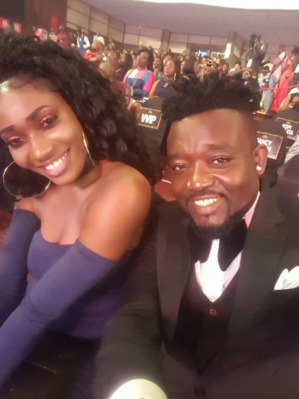 Bullet and Wendy Shay accused of behaving like a couple in latest video