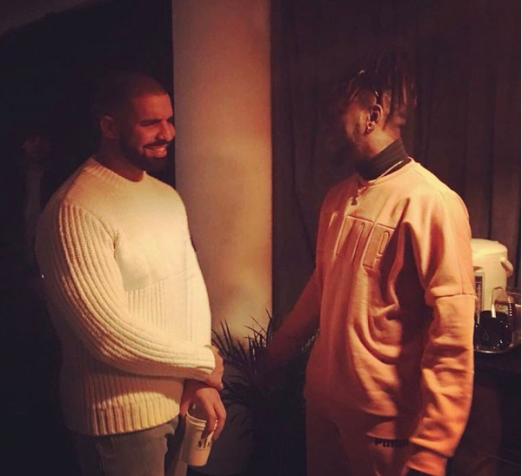 "Burno Boy-""I Wrote 5 Songs For Drake's 'More Life' Album"""