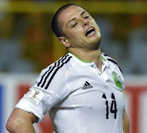 'Chicharito' Denies Escorts Were At Mexico Pre-World Cup Party