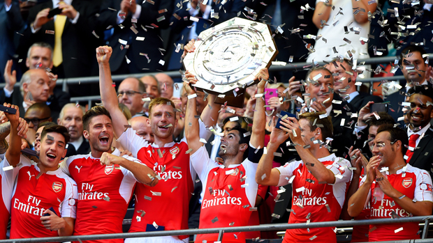 Arsenal defeats Chelsea to win 2017 Community Shield