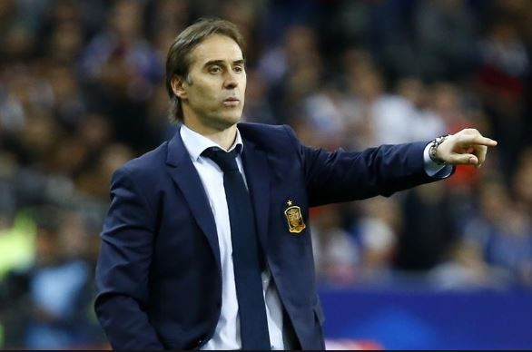 Breaking! Real Madrid announce Spain national team coach Julen Lopetegui as next Manager