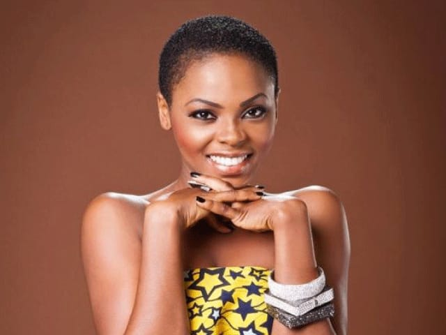 Nigerian Singer, Chidinma, Shows Off Her King