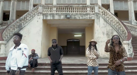 Video: Christ Carter - Bingerak feat Kiff No Beat