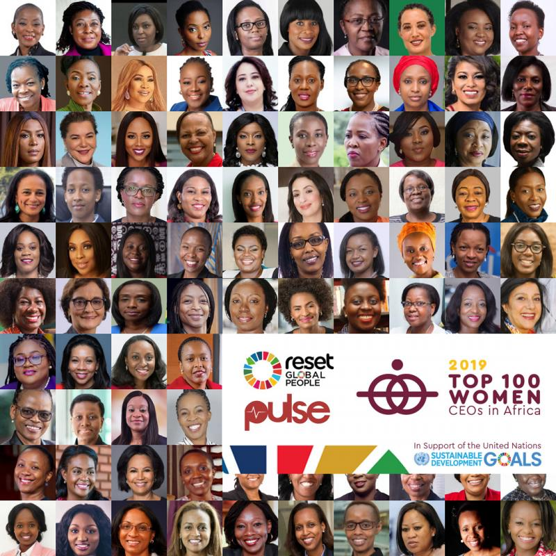 Top 100 Women CEOs In Africa Inaugural List Announced By Reset Global People and Avance Media I