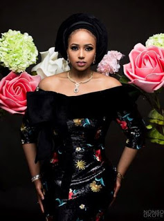 Stunning photos of embattled ex-Minister Mohammed Bala's daughter as she turns 21