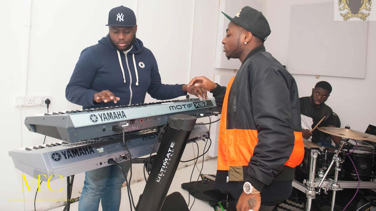 Without me you won't have any hits - Record label exec blasts Davido