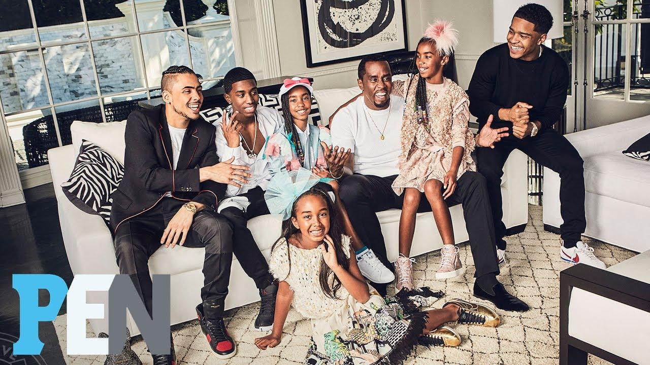 Watch The Incredible Dance Moves On No Brainer By Diddy And his Kids