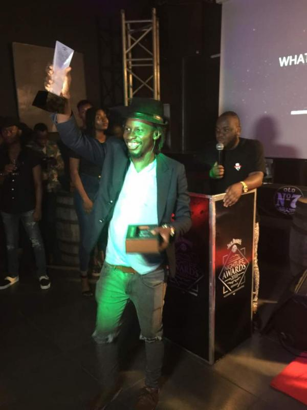 See What Your Favorite TV Show Wats Up TV Got At The Jack Daniel's 2nd Annual Nightlife Awards,