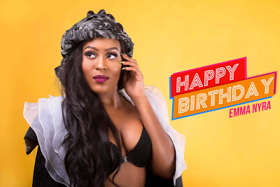 Emma Nyra Bares Her Boobs In Stunning Birthday Photos