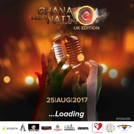 Ghana Meets Naija Concert Goes To UK