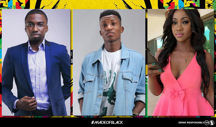 Kofi Kinaata grabs an ambassadorial deal with Jay Foley and Caroline