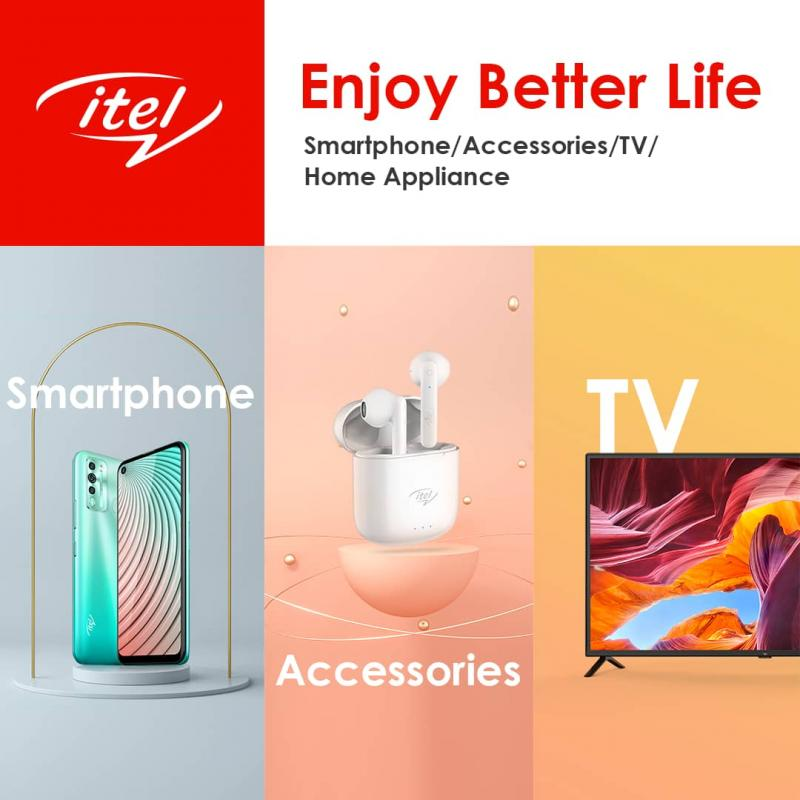 itel Annouce Their New brand Direction And Slogan For A Better Life!