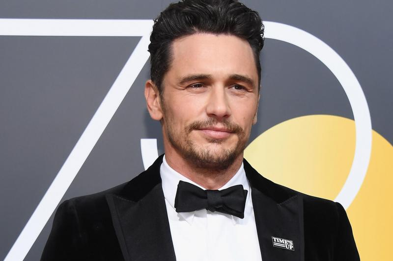 James Franco wins Critics' Choice Award for 'The Disaster Artist' amid sexual misconduct accusations