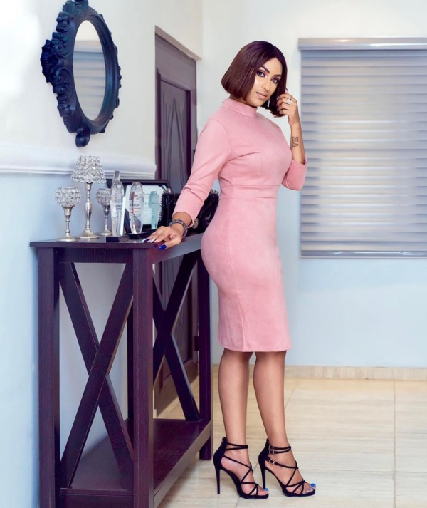 Is Juliet Ibrahim turning off her private live on Social Media?