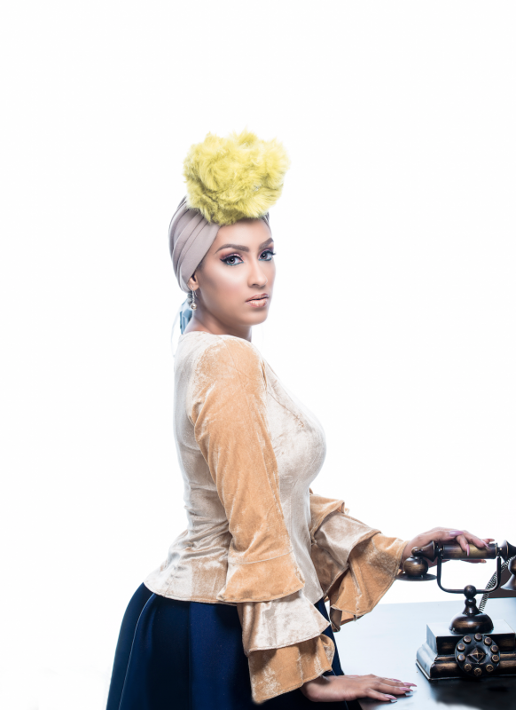 Juliet Ibrahim releases these photos ahead of her birthday celebration on March 3rd