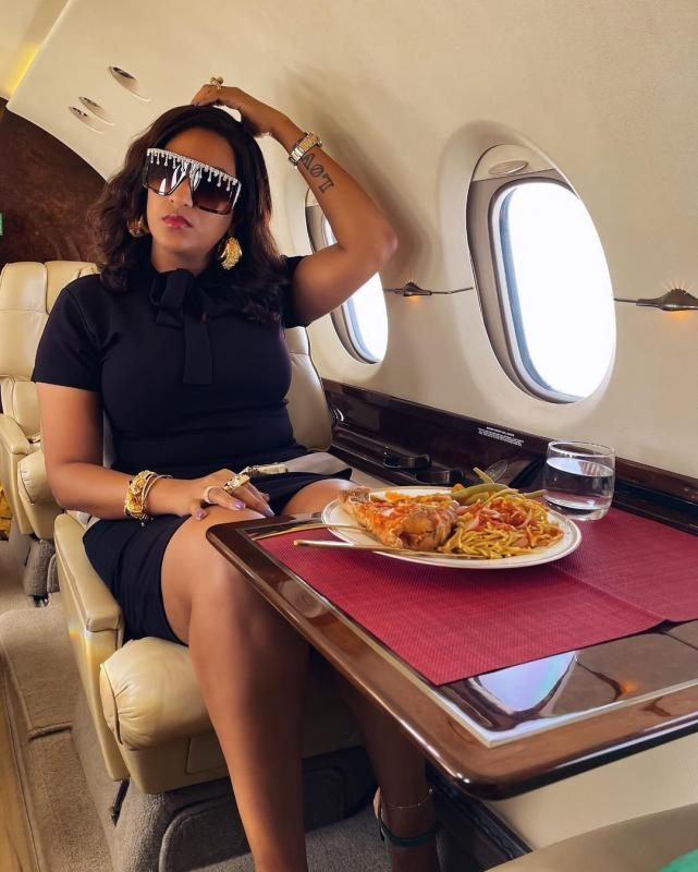 Juliet Ibrahim Turned To a Beautiful Motivational Speaker