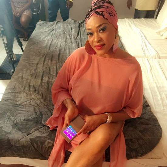 Kalsoume Sinare reveals secret to her 24 years of marriage