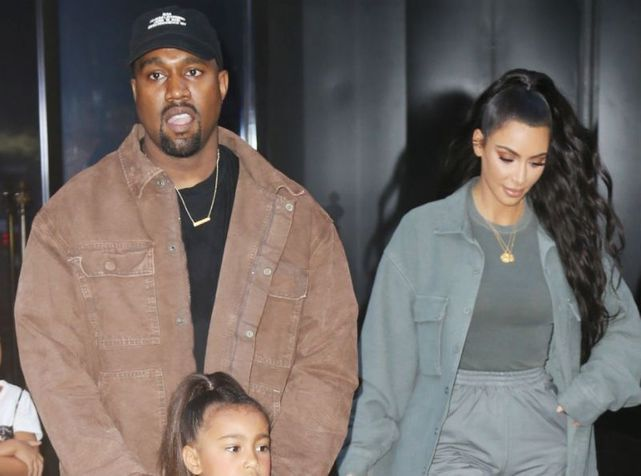 Kanye West: He admits to being afraid of being dropped by Kim Kardashian!