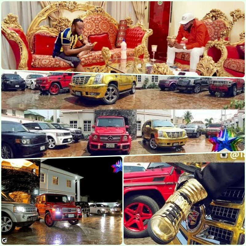 Watsuptv lifestyle of the rich famous see photos of kcee - Lifestyle home collection ...