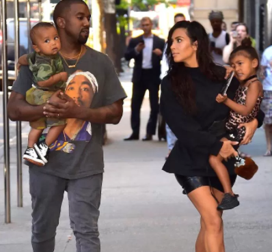 Kim and Kanye's surrogate is a fit married mom in her 20s