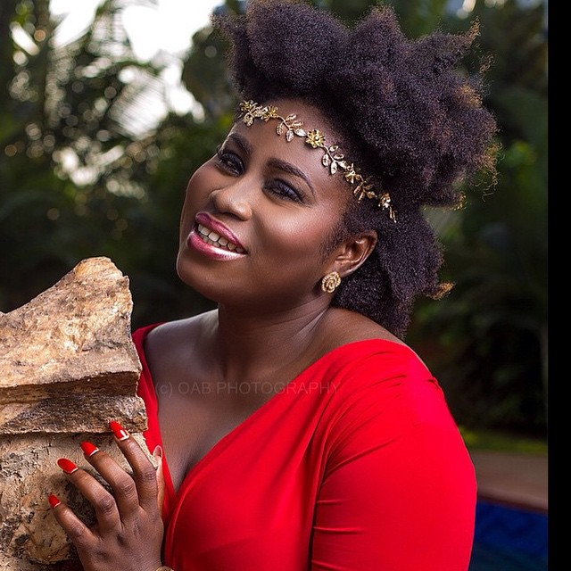 """I want to educate society, not just entertain"" -Lydia Forson"